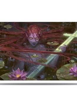 UP PLAYMAT MTG THRONE OF ELDRAINE V2