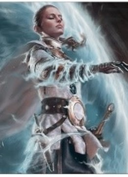 UP PLAYMAT MTG THRONE OF ELDRAINE V7