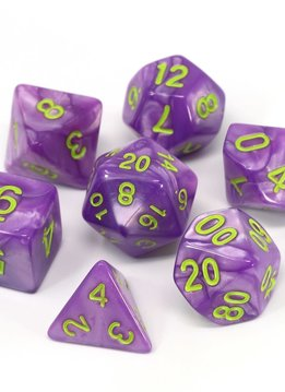 POLY RPG SET - PURPLE TRICKSTER