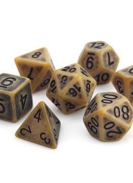 POLY RPG SET - SAND GOLEM