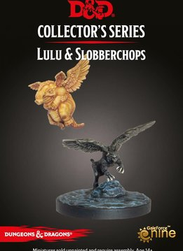 D&D Collector's Series - Lulu & Slobberchops