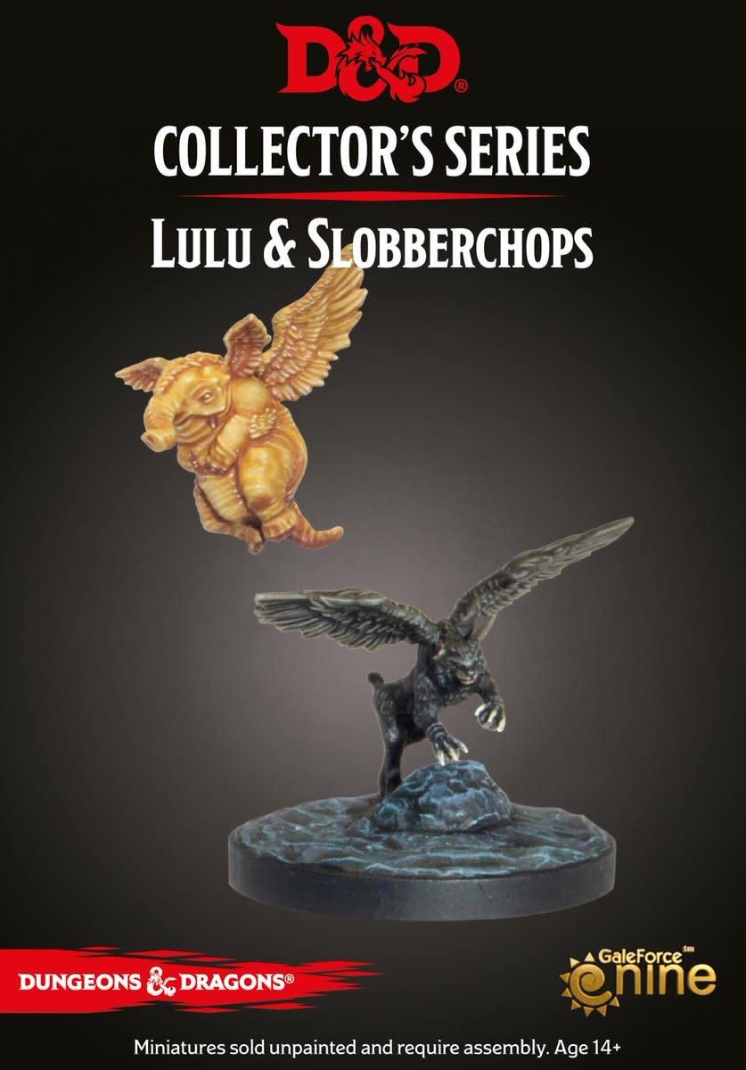 D&D Collector's Series - Lulu & Slobberchops