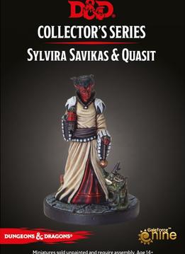 D&D Collector's Series - Sylvira Savikas & Quasit