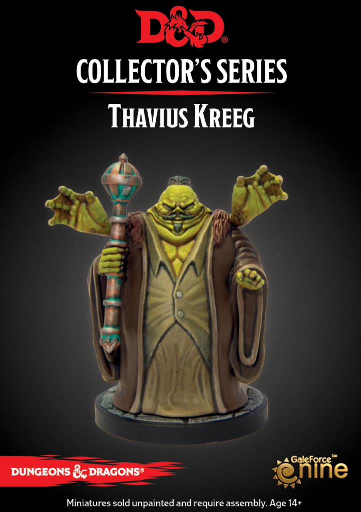 D&D Collector's Series - Thavius Kreeg