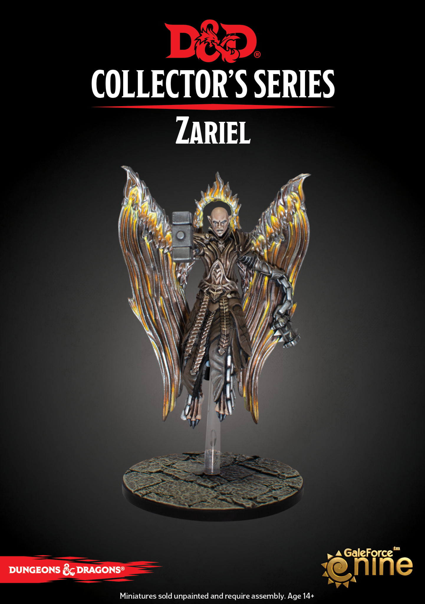 D&D Collector's Series - Zariel