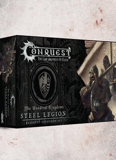 Conquest - Hundred Kingdoms: Steel Legion