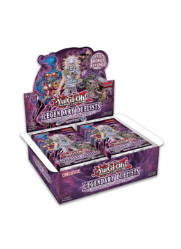 YGO Legendary Duelists: Immortal Destiny Box