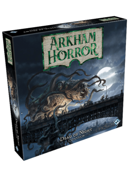 Arkham Horror 3E: Dead of Night Exp.