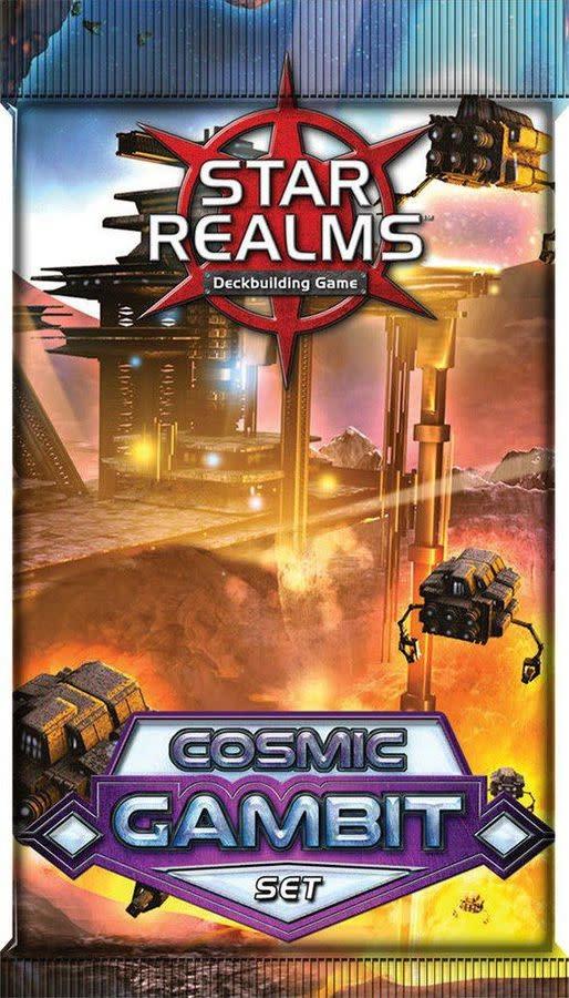Star Realms: Cosmic Gambit Set (FR)