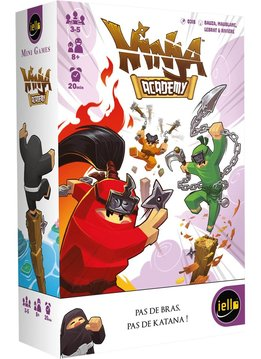 Ninja Academy (FR)