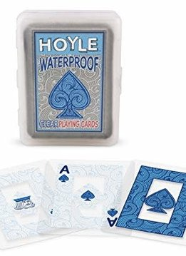 Bicycle - Hoyle Clear Waterproof Deck
