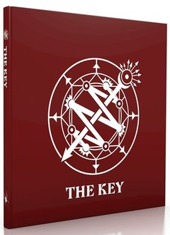 Invisible Sun: The Key (HC)