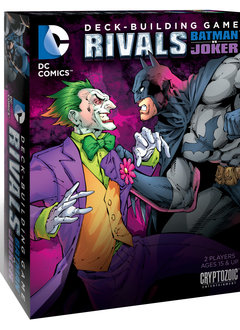 DC Comics DBG: Rivals - Batman vs. The Joker