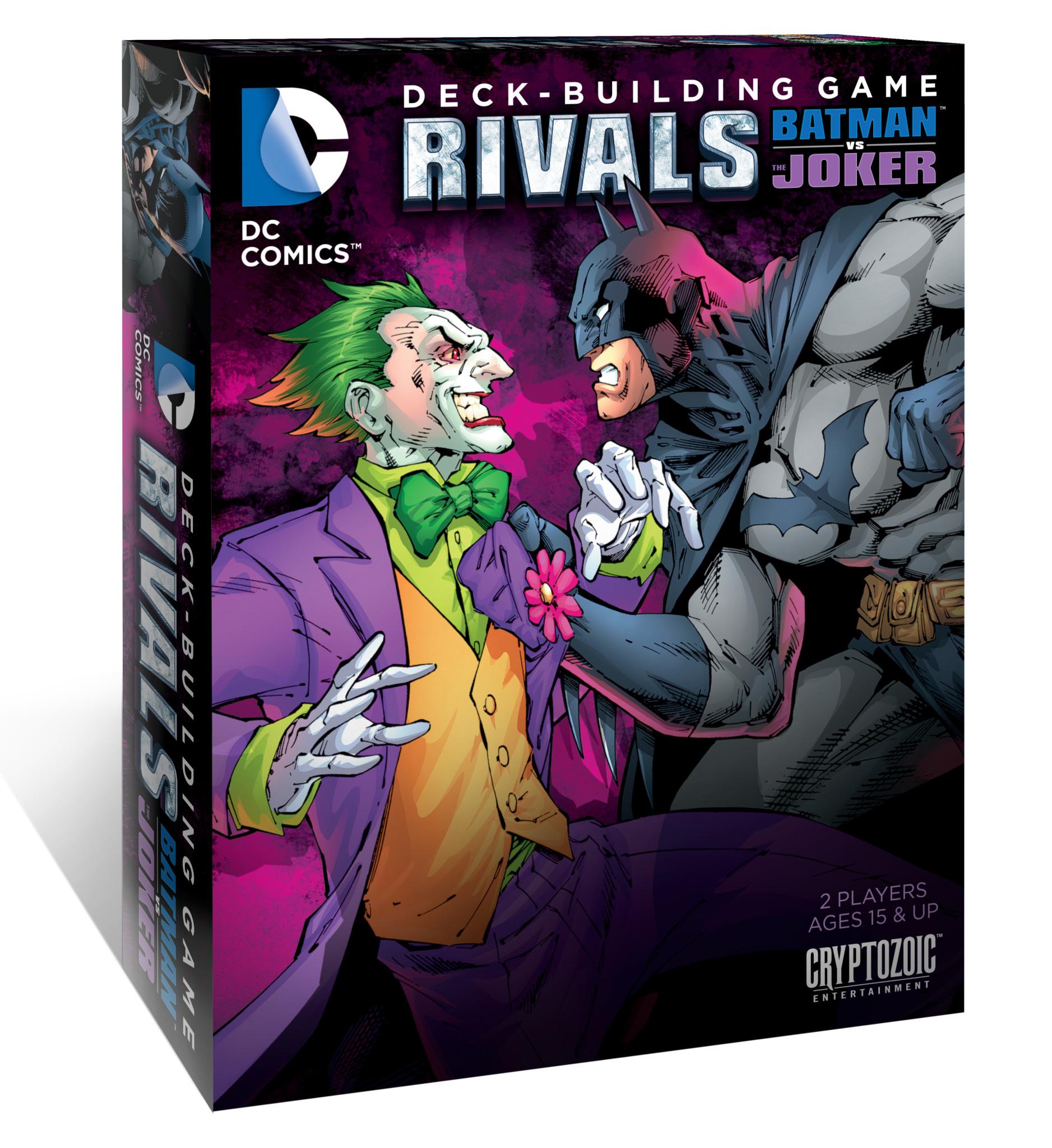 DC Comics DBG: Rivals - Batman vs. The Joker