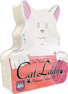 Cat Lady Premium Edition Tin