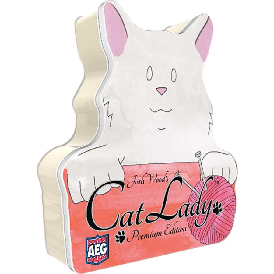 Cat Lady Premium Edition Tin