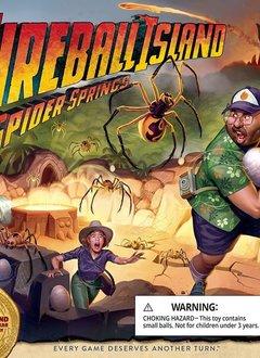 Fireball Island: Spider Springs Exp.