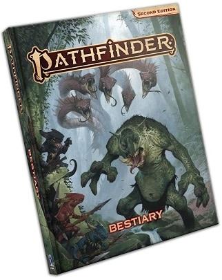 Pathfinder 2E Bestiary