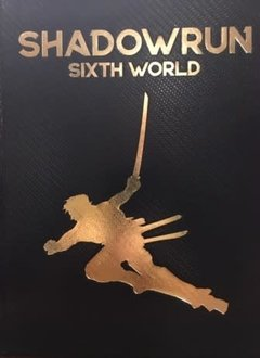 Shadowrun 6th Edition Core Rulebook (Limited Edition)
