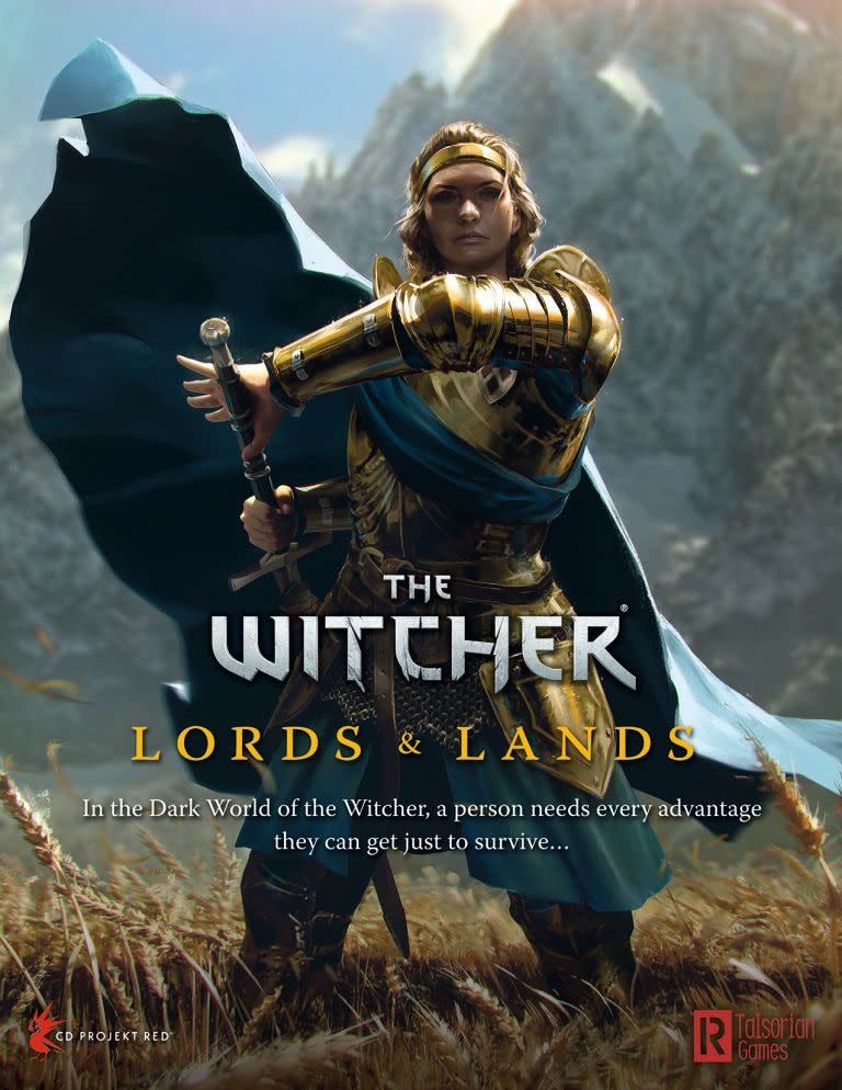 The Witcher RPG - Lords and Lands