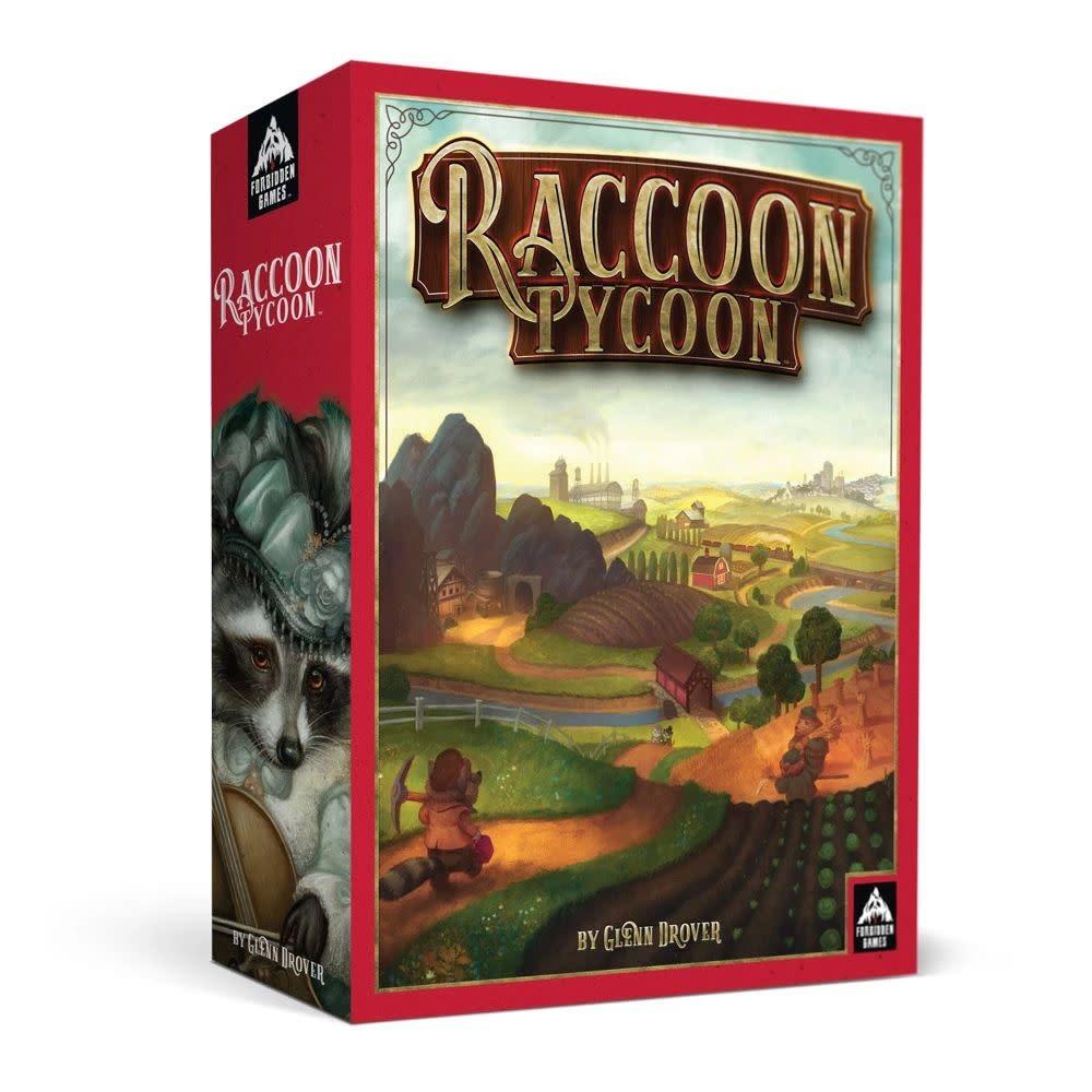 Raccoon Tycoon