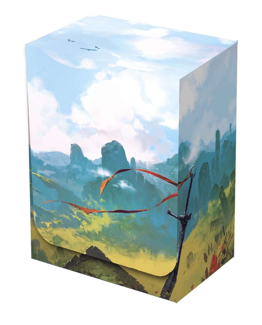 D-Box Velinov Plains