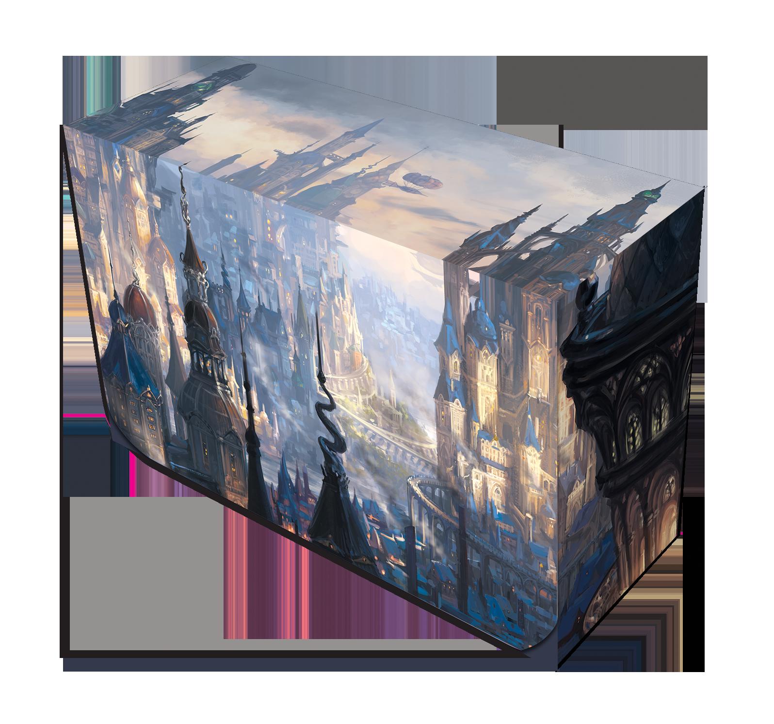 D-Box Veiled Kingdoms: St-Levin