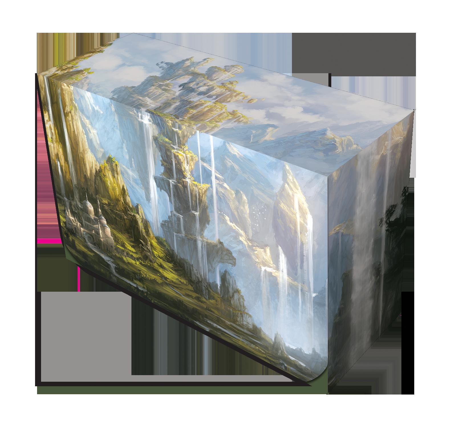 D-Box Veiled Kingdoms: Oasis