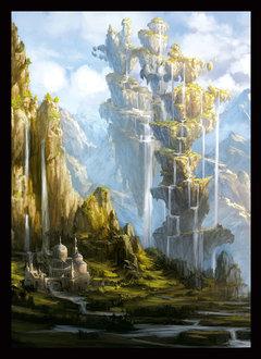 Sleeves Veiled Kingdoms: Oasis
