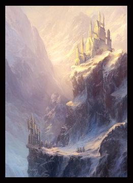 Sleeves Veiled Kingdoms: Vast