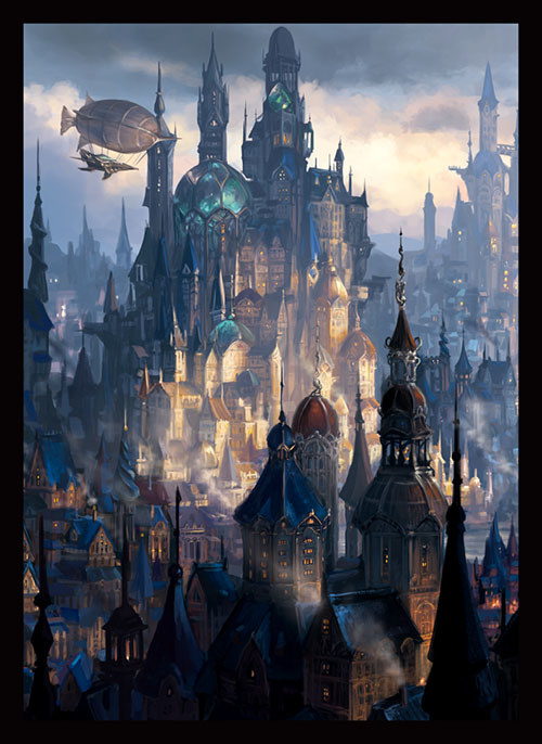 Sleeves Veiled Kingdoms: St-Levin