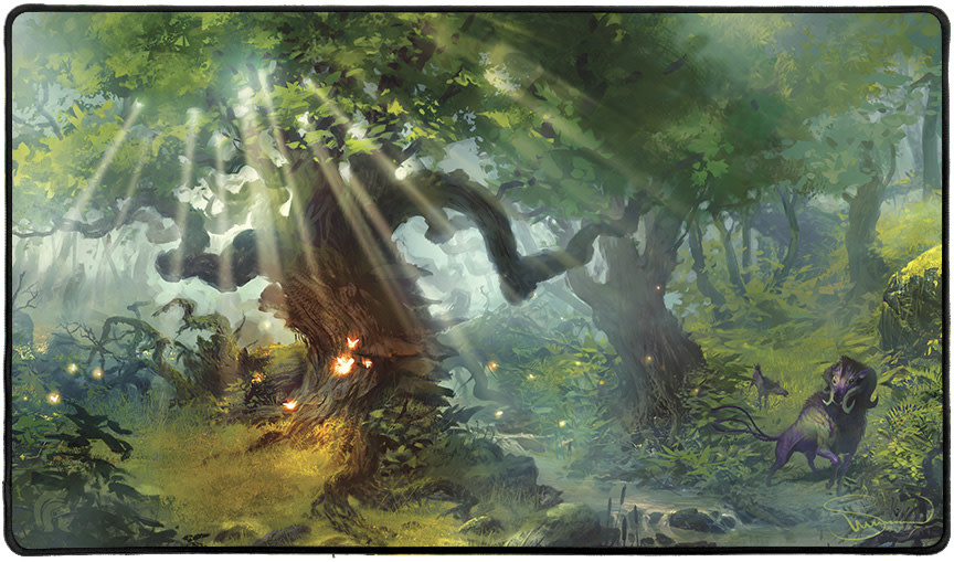 Playmat Velinov Forest