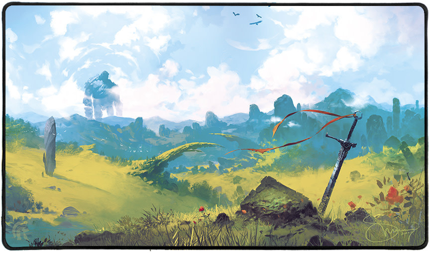 Playmat Velinov Plains