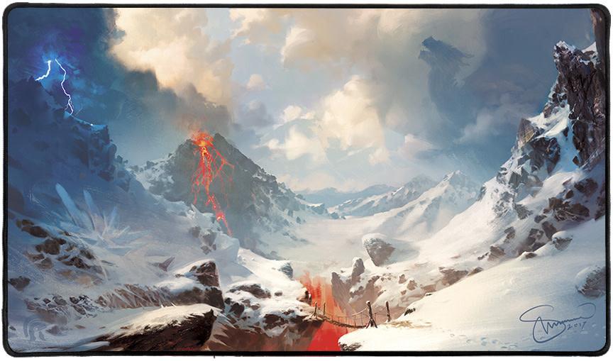 Playmat Velinov Mountain