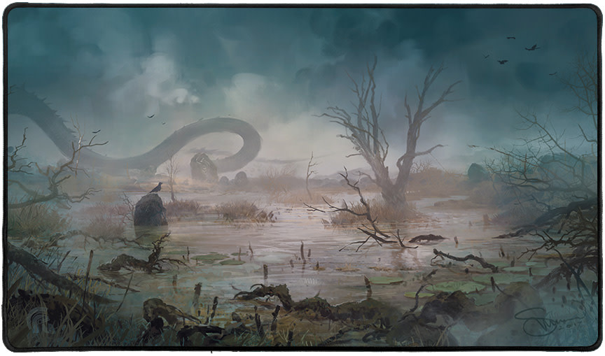 Playmat Velinov Swamp