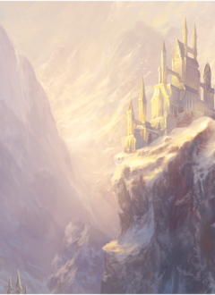Playmat Veiled Kingdoms: Vast