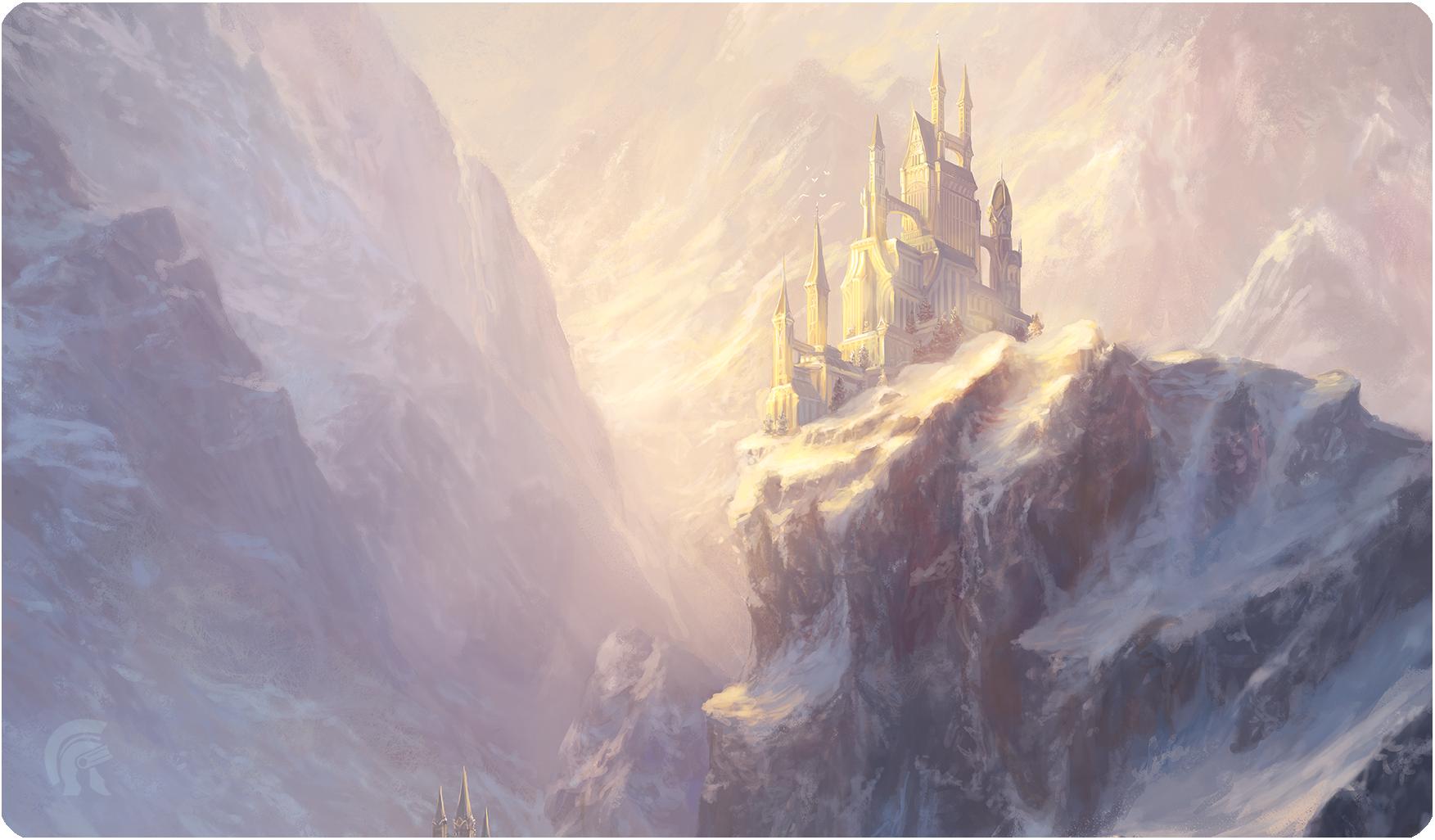 Playmat Veiled Kingdoms: Vast