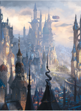 Playmat Veiled Kingdoms: St-Levin