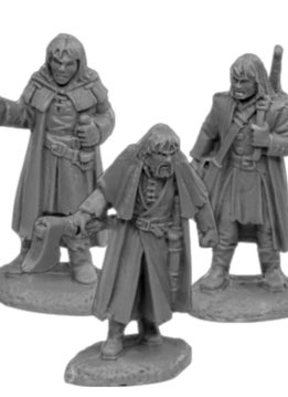 Bones Black: Dreadmere Mercenaries