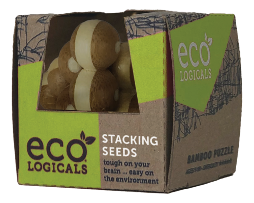 EcoLogicals: Stacking Seeds (Mini)