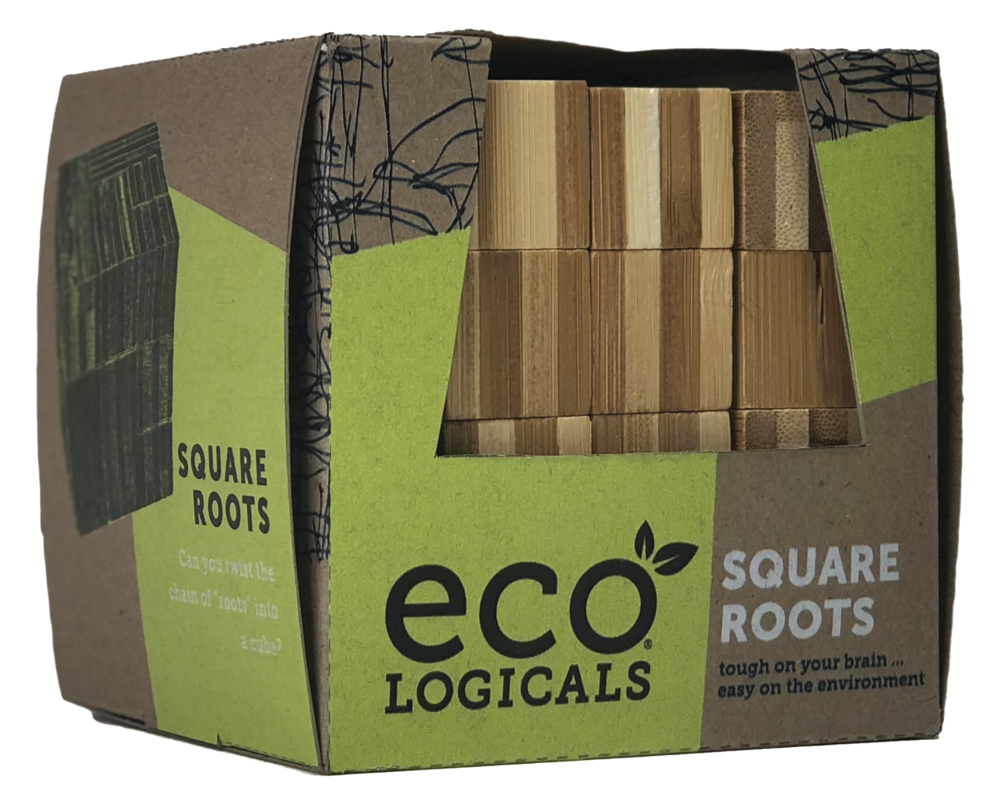 EcoLogicals: Square Roots (Large)