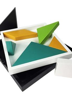 Just Teasing: Tangram