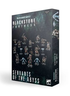 Warhammer Quest Blackstone Fortress: Servants of the Abyss