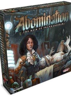 Abomination: The Heir of Frankeinstein