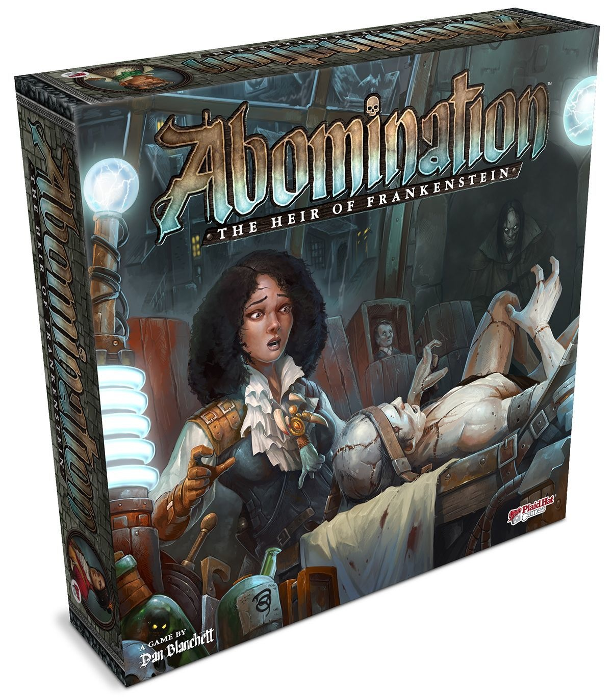 Abomination: The Heir of Frankeinstein
