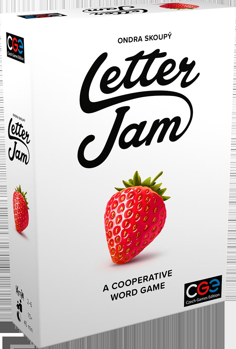 Letter Jam (OCT 18)