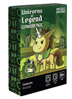 Unstable Unicorns: Unicorns of Legend Exp.