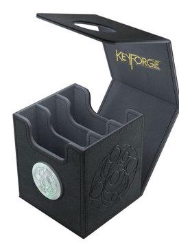 Deck Box Keyforge Vault Black (120ct)