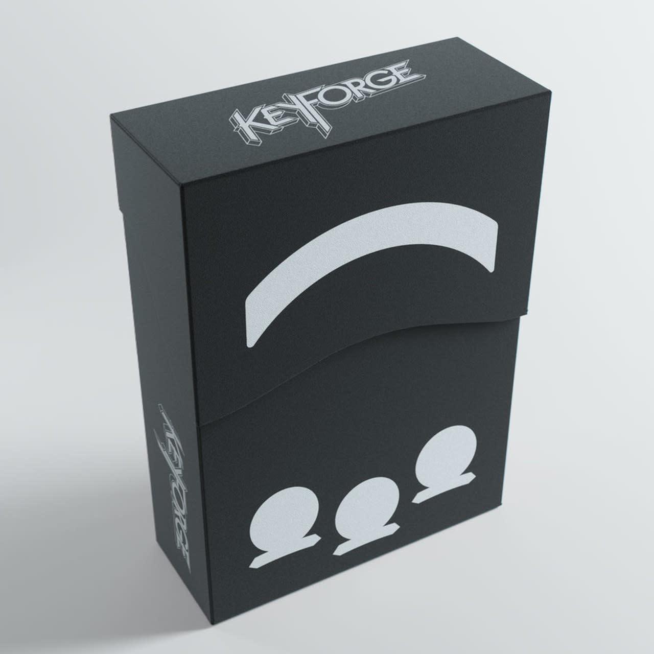 Deck Box Keyforge Aries Black (40ct)