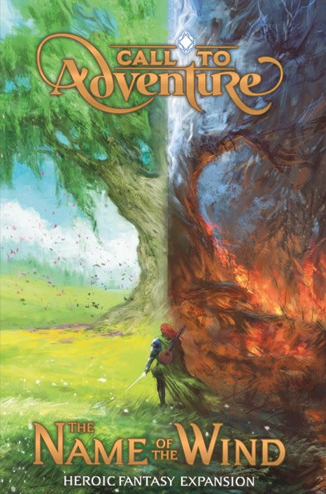 Call to Adventure: Name of the Wind Exp.